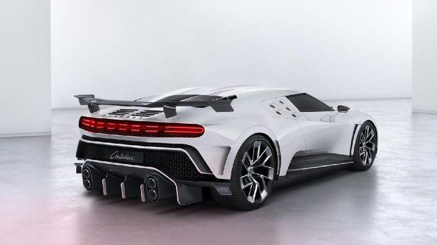 Bugatti Centodieci.