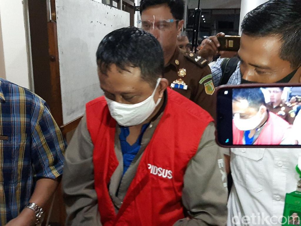 Kronologi Penangkapan Buron Korupsi Rp 4 M Pertamina Marine Cilacap
