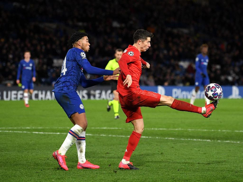 Bayern Vs Chelsea: Die Roten Pantang Kepedean