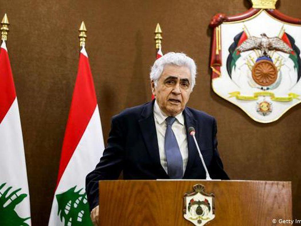 Libanon Seperti Kapal Karam, Menlu Nassif Hitti Letakkan Jabatan