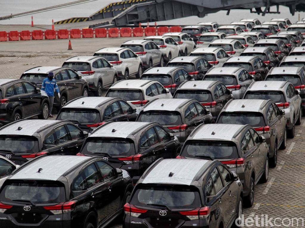 Filipina Batasi Impor Mobil, Industri Otomotif RI Diyakini Tetap Bersaing