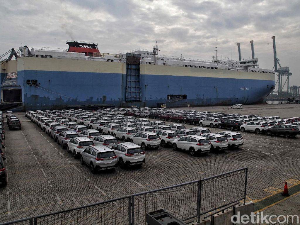 Ekspor Mobil di Indonesia Tetap Bergeliat di Tengah Pandemi