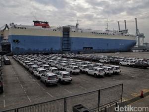 Ekspor Mobil Pulih, tapi Masih di Bawah Normal