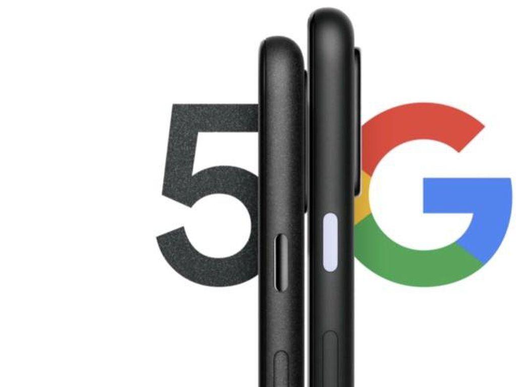 Google Jepang Bocorkan Harga Pixel 5
