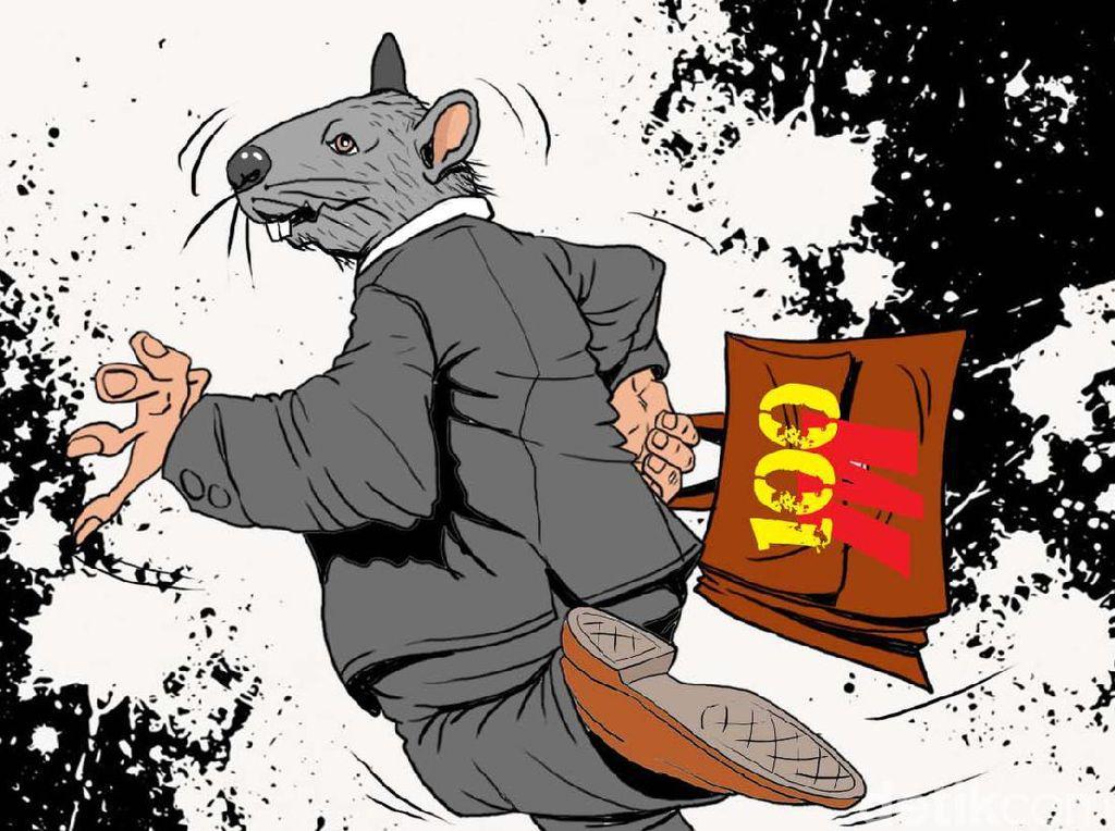 Aktivis Geleng-geleng dengan Musim Diskon Hukuman untuk Koruptor