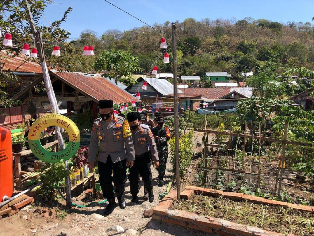 Sumbawa Nol Zona Merah Corona, Polisi: Kami Genjot Semua Wilayah Jadi Hijau