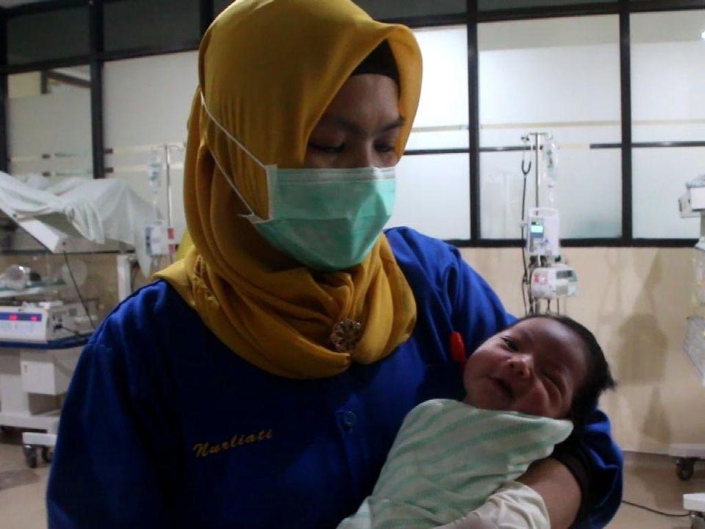 Ibu Positif Covid-19 di Parepare Sukses Lahirkan Bayi