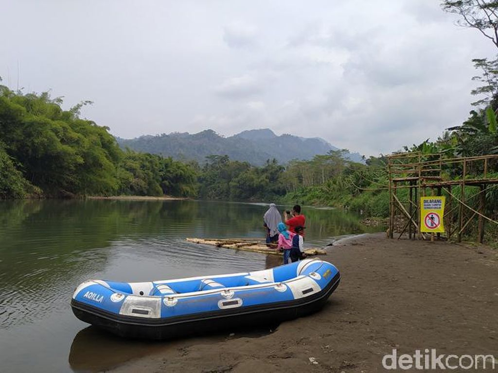 Ladon Little Island, Objek Wisata Hits yang Tak Jauh dari Borobudur