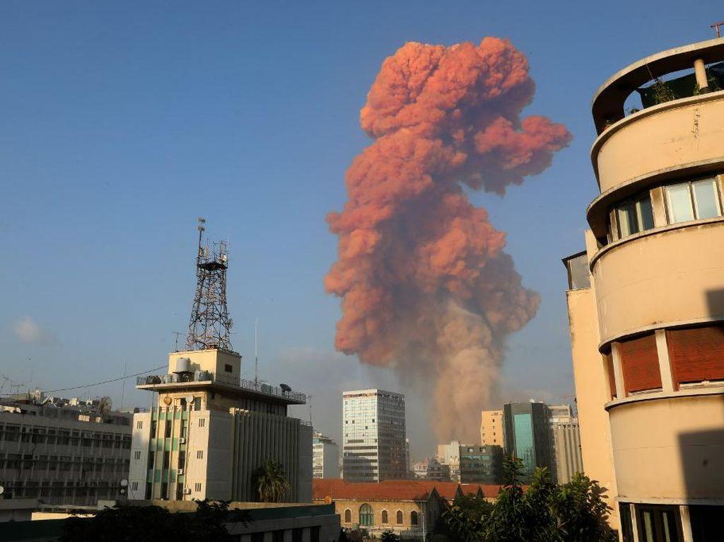 Antisipasi Ledakan Seperti di Beirut, Polri Awasi Ketat Gudang Peledak