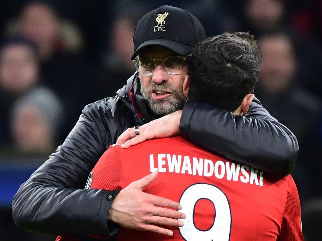 Juergen Klopp Si Guru yang Buruk bagi Lewandowski