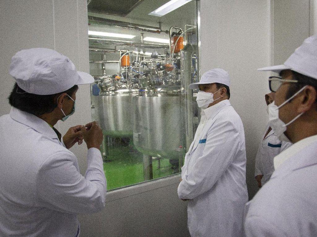 RI Welcome Bikin Vaksin Corona dengan Negara Selain China
