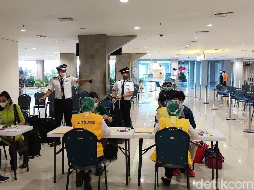 Terbang dari Bandara Soekarno-Hatta ke Manado PP Saat Pandemi