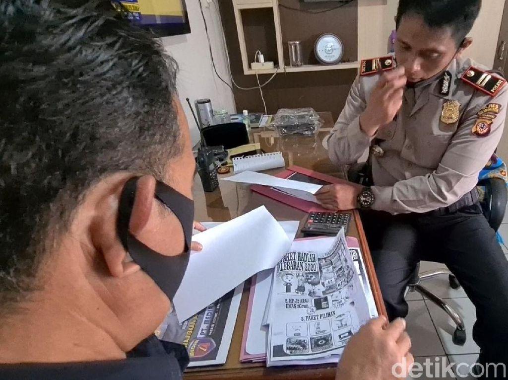 Kerugian Korban Investasi Bodong Big Boss di Sukabumi Rp 3,5 M