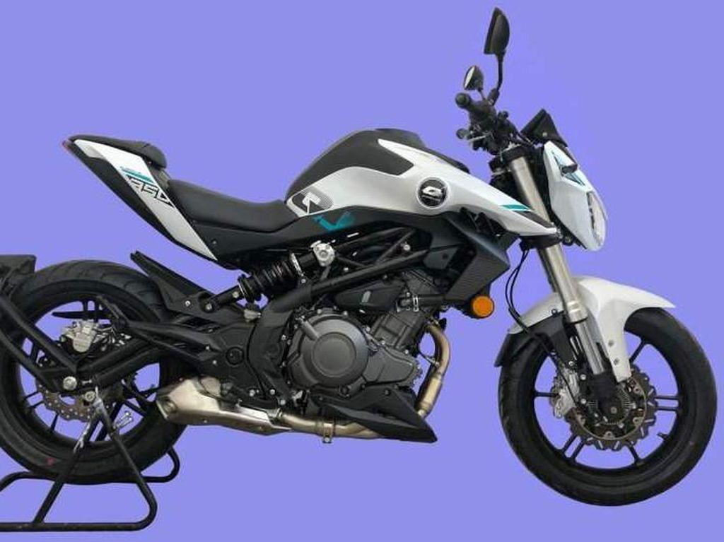 Harley-Davidson HD350 Versi BenelliProduksi China, Nih....