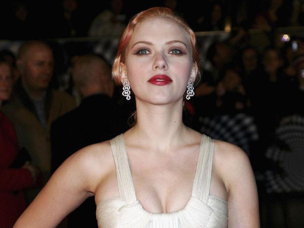 Scarlett Johansson Bongkar Rahasia di Black Widow