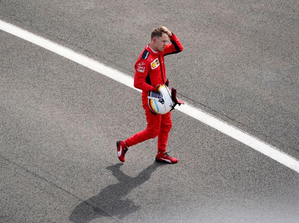 Sebastian Vettel Resmi Gabung Aston Martin