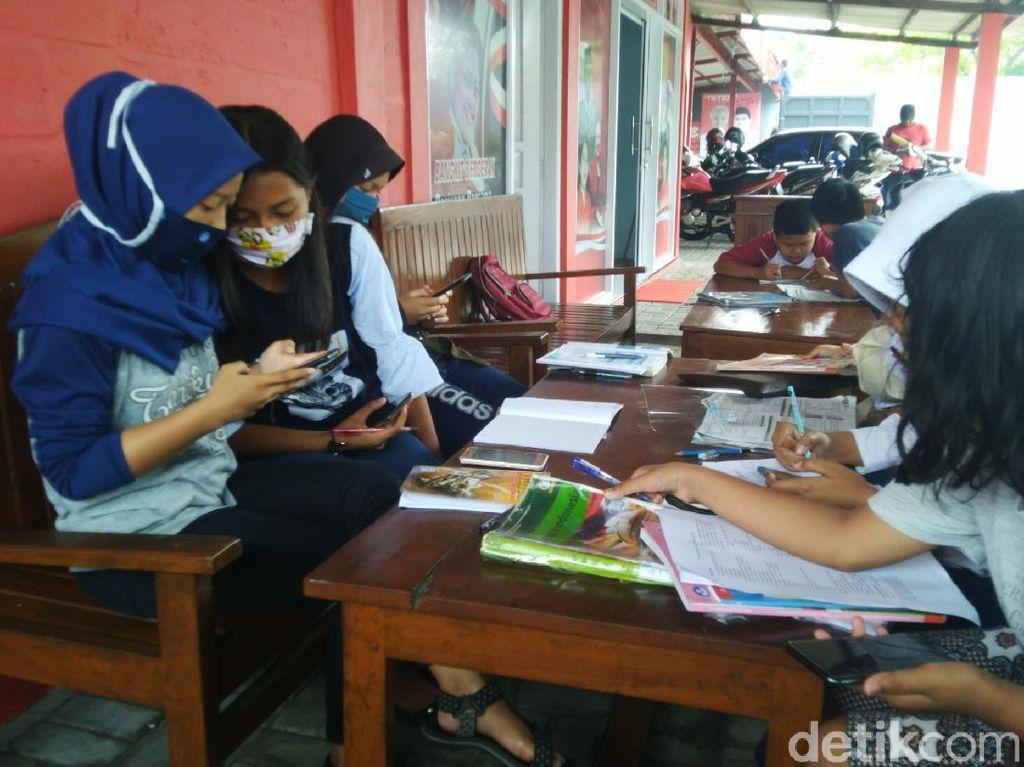 Pemkab Semarang: 10% Siswa Terkendala Ikuti Belajar Daring