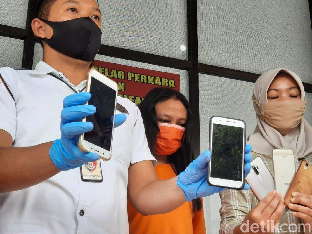 Jual ABG ke Pria Hidung Belang Via Online, Muncikari Eks PSK Ditangkap