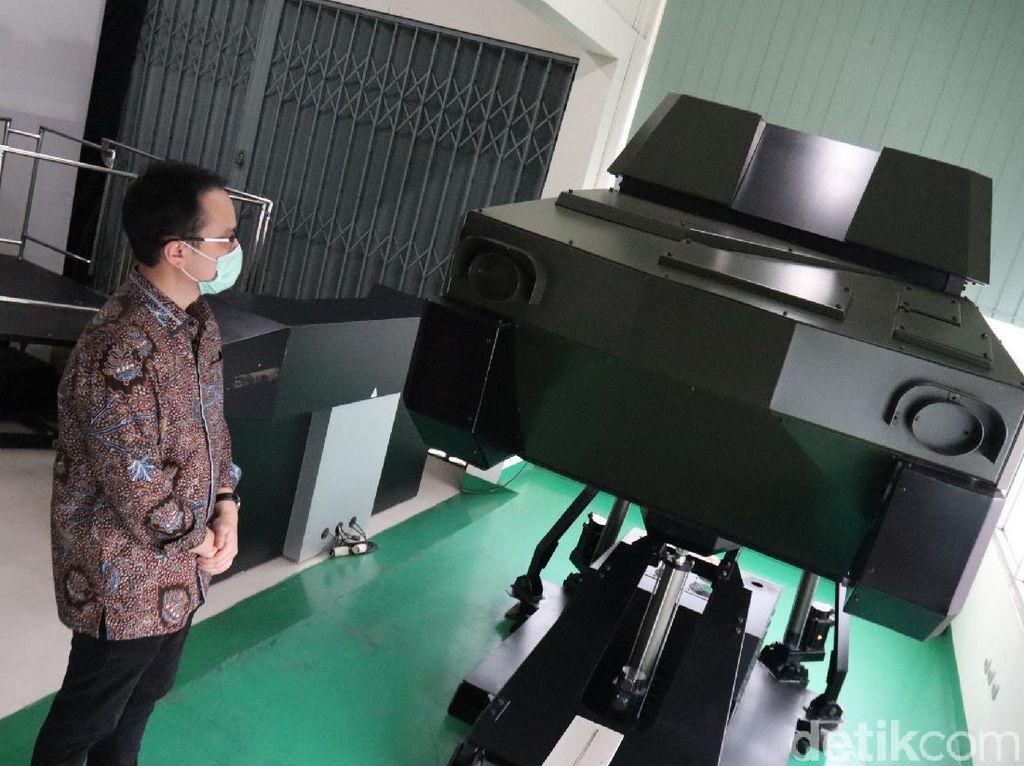 Kemudikan Tank Berbasis Simulator, Wamendag Singgung Ekspor