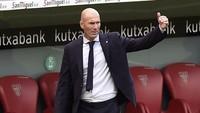 Dibilang Sukses karena Beruntung, Zidane Balas Begini