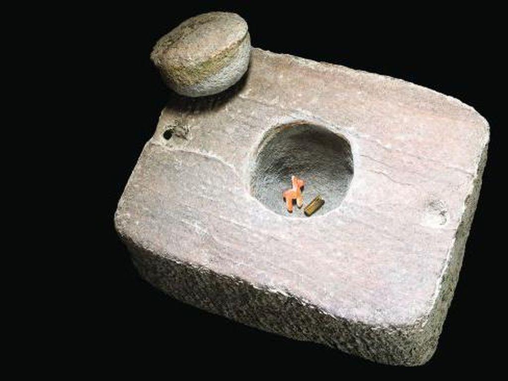 Ditemukan! Kotak Persembahan Suku Inca di Danau Tertinggi Dunia