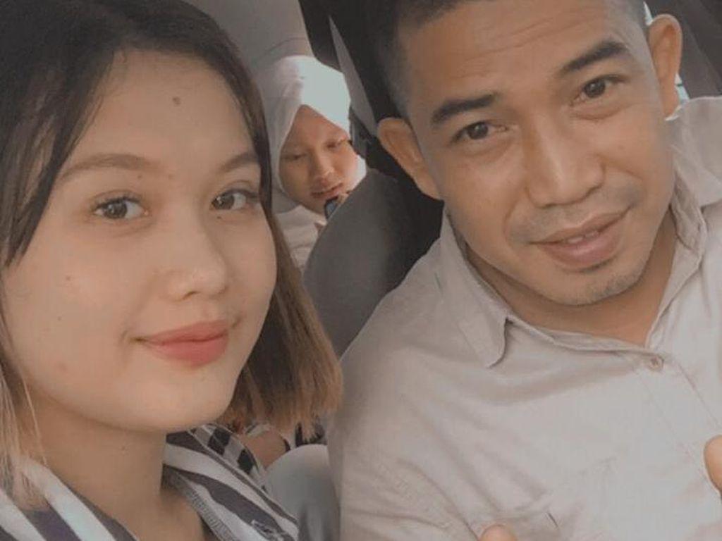 Ini Kata Wanita Viral karena Nikah Beda Usia 18 Tahun, Suami Dikira Ayahnya