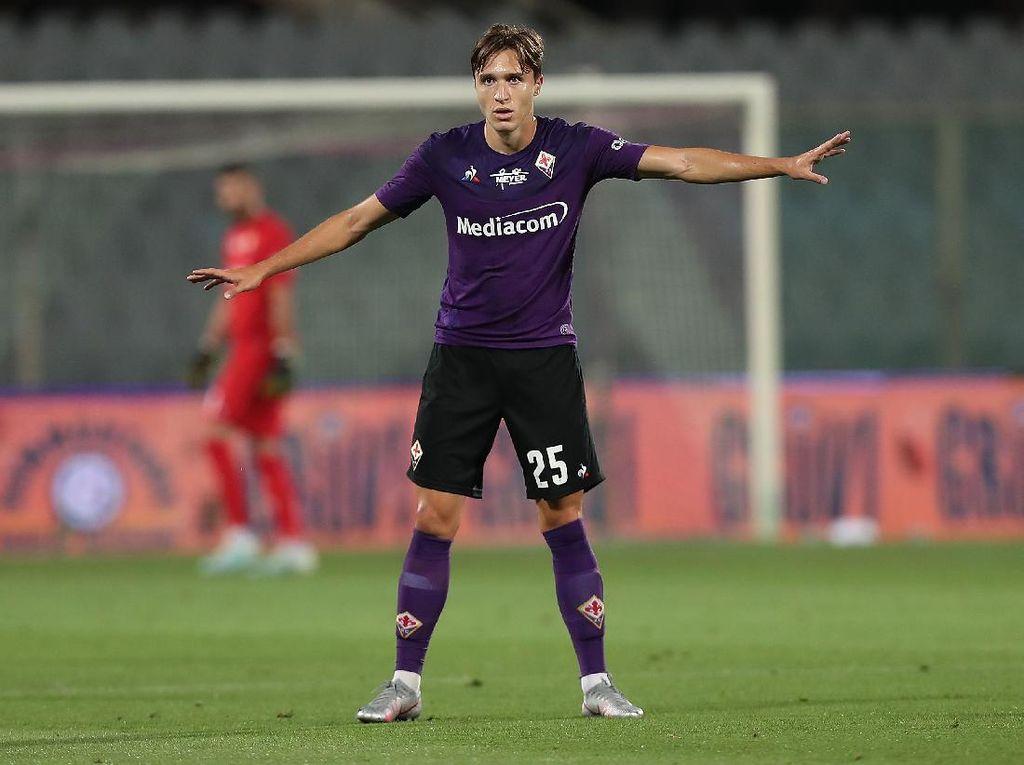Demi Chiesa, MU Ajukan Tawaran ke Fiorentina Hampir Rp 1 T