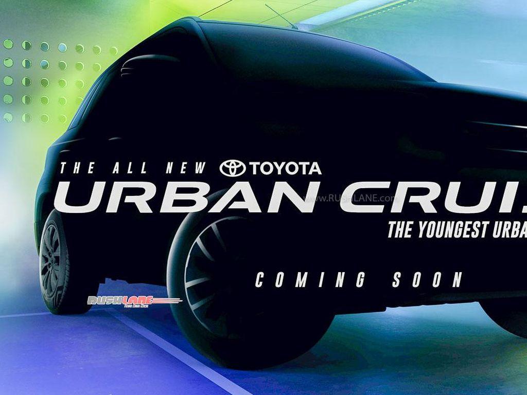 Belum Habis, Toyota Masih Punya Mobil SUV Baru yang Meluncur Bulan Depan