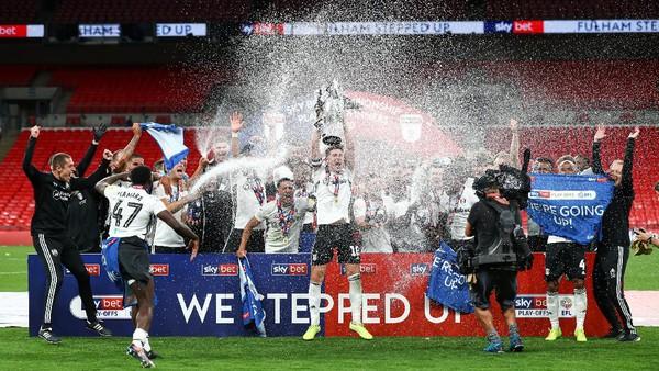 Fulham Jadi Klub Terakhir Yang Promosi Ke Liga Inggris 2020 2021