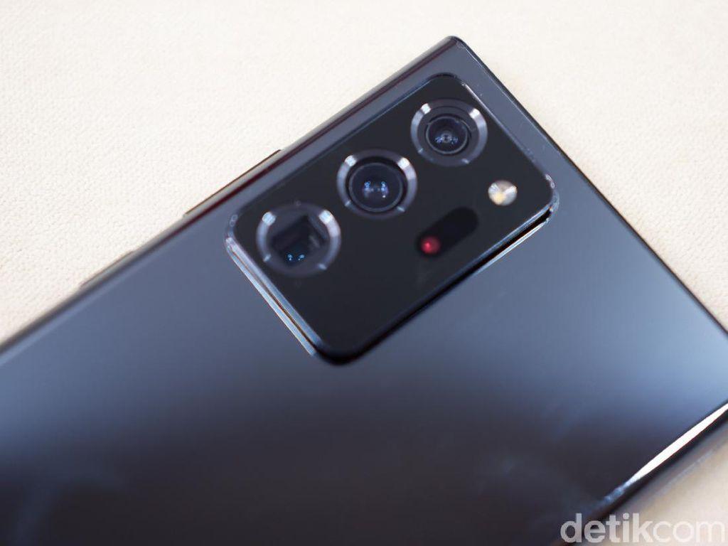 Komparasi Galaxy Note 20 Ultra, Huawei P40 Pro+, dan Oppo Find X2 Pro
