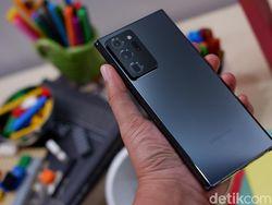 Galaxy Note20 Ultra Hadirkan Kemampuan Rekam Video Sinematik