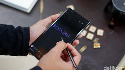 RAM 8 GB LPDDR5 Pada Duo Galaxy Note 20: Main Game Tanpa Ngelag!