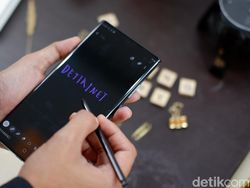 RAM 8 GB LPDDR5 Pada Duo Galaxy Note 20: Main Game Tanpa Ngelag!