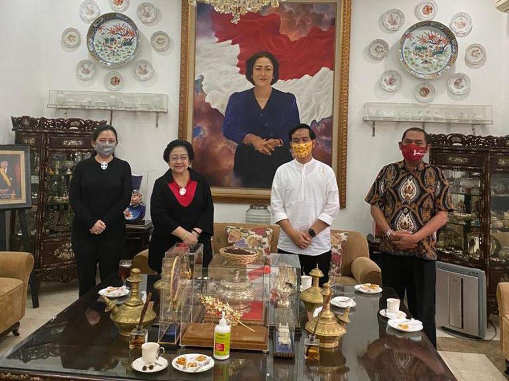 Megawati Beri Wejangan ke Gibran soal Pilkada Solo, Ini Isinya