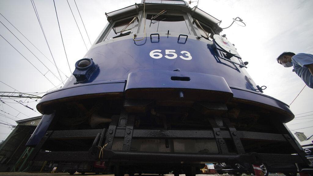 Trem Hiroshima Kembali ke Jalan Jelang Peringatan Bom Jepang