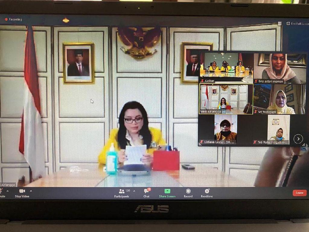 Ketum IIPG Ajak Perempuan Golkar Berkomunikasi Efektif Lewat Medsos