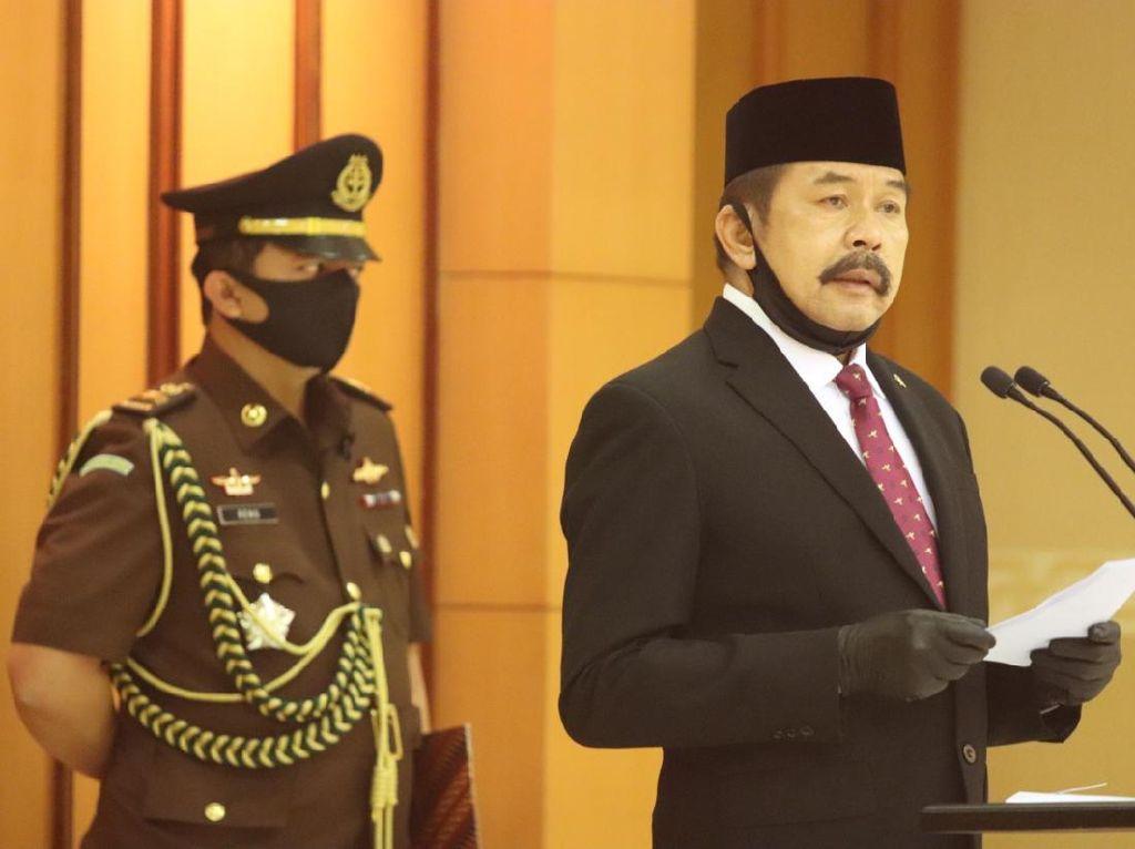Perkuat Kinerja Intelijen dan Pengawasan, Jaksa Agung Bentuk Satgas Baru