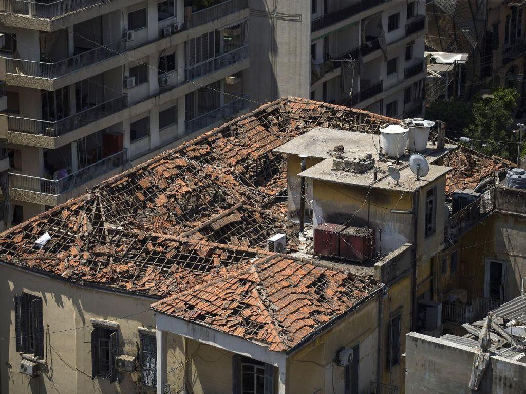 Terpopuler Sepekan: Gas Beracun Nitrous Oxide Muncul Akibat Ledakan di Lebanon