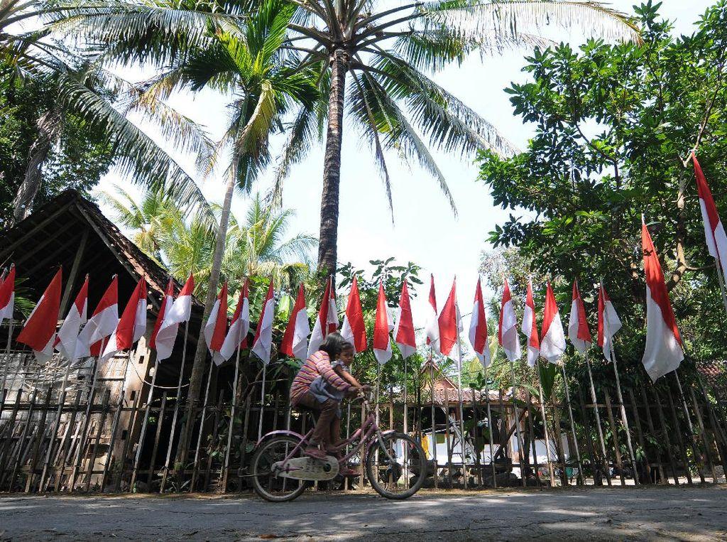 Sirene di Indonesia Akan Berbunyi pada 17 Agustus 2020 Pukul 10.17 WIB