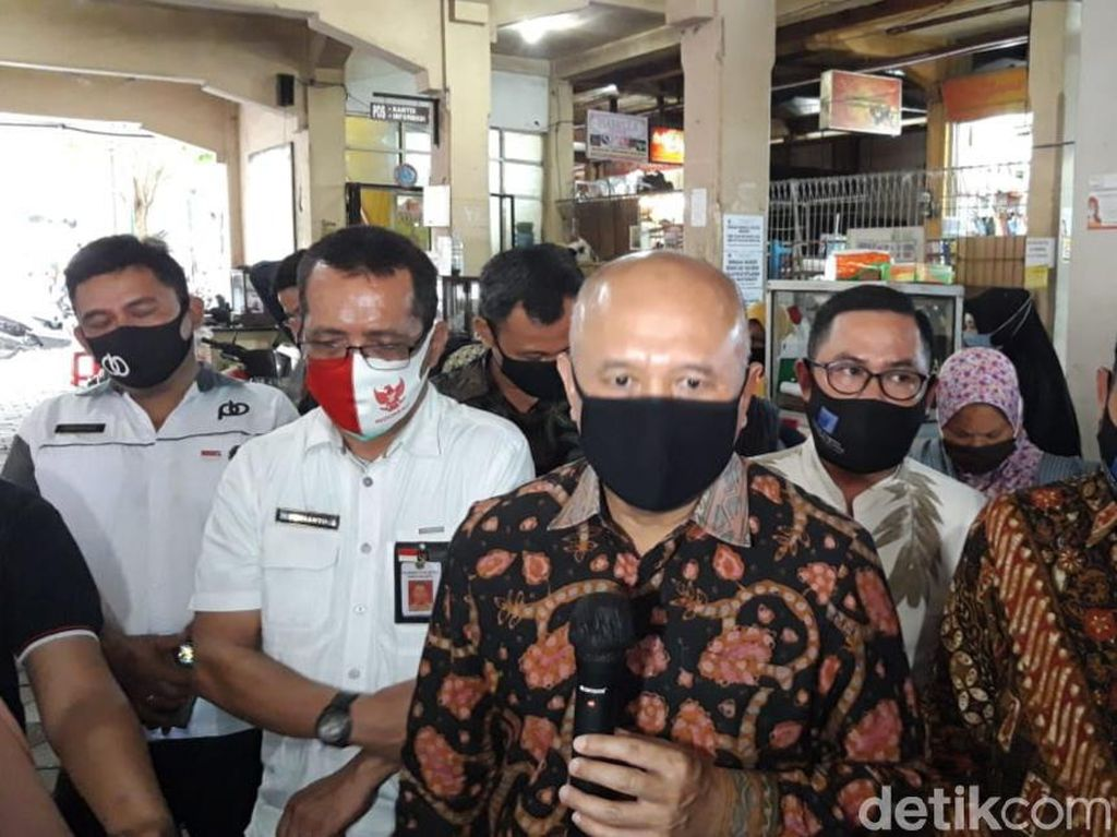 Terungkap! Ini Perintah Jokowi ke Menteri Kawal Ketat UMKM