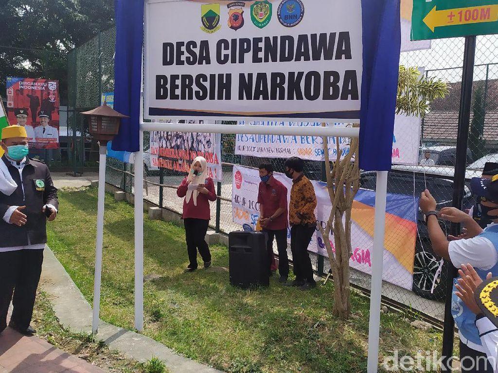 Rawan Peredaran, Pemkab-BNNK Cianjur Bentuk Desa Bersih Narkoba