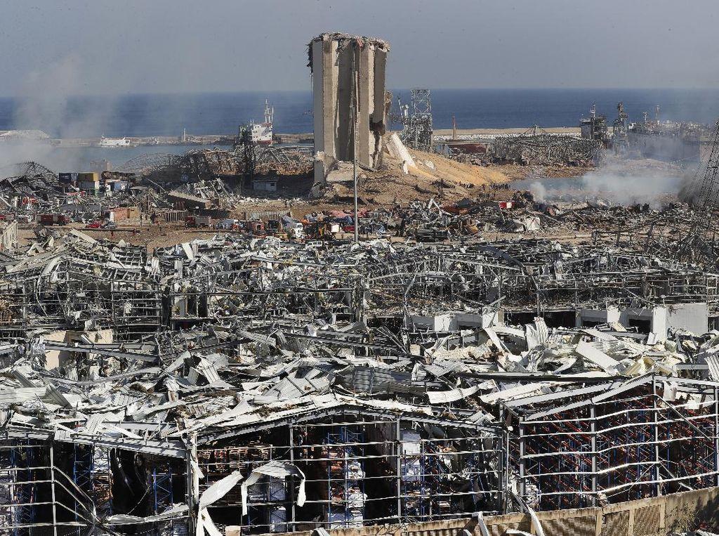 7 Orang Masih Hilang Pascaledakan Beirut: 3 WN Lebanon, 4 Warga Suriah-Mesir
