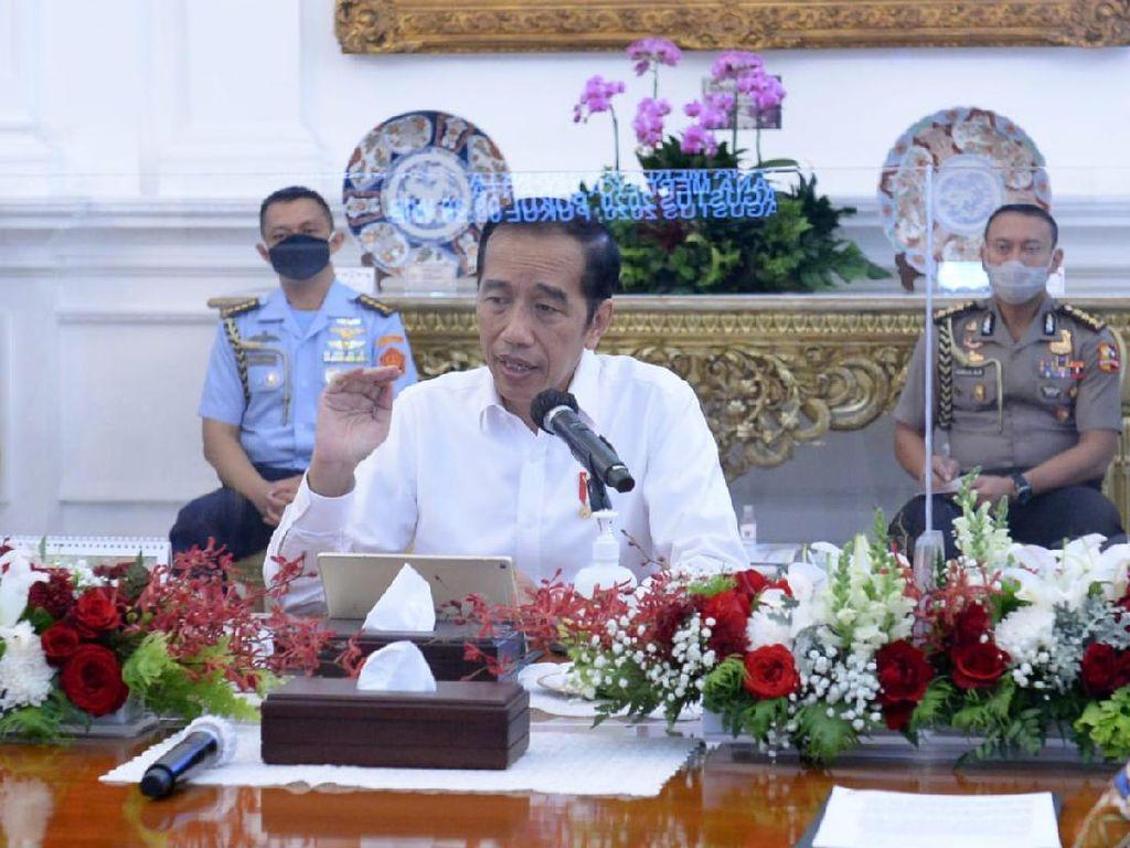 Begini Cara Jokowi Kejar Pendapatan Negara Rp 1.776 T di 2021