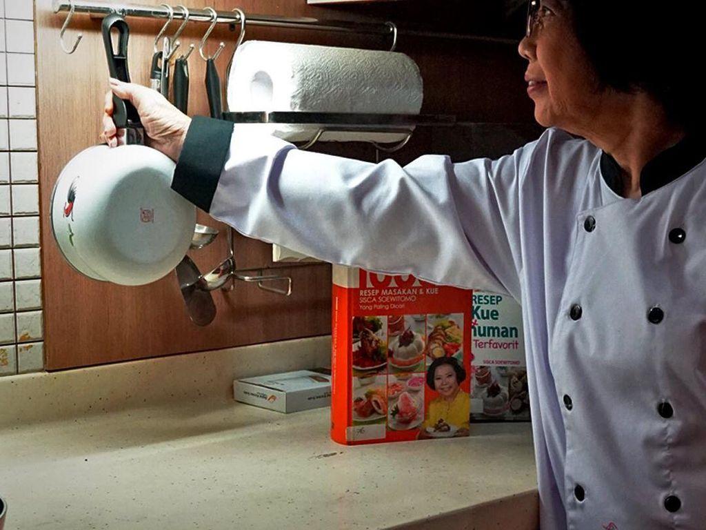 Sisca Soewitomo: Puluhan Tahun di Dunia Kuliner, Saatnya Gantung Panci