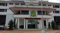 Plt Wali Kota Medan Positif Corona, Begini Suasana Kantornya