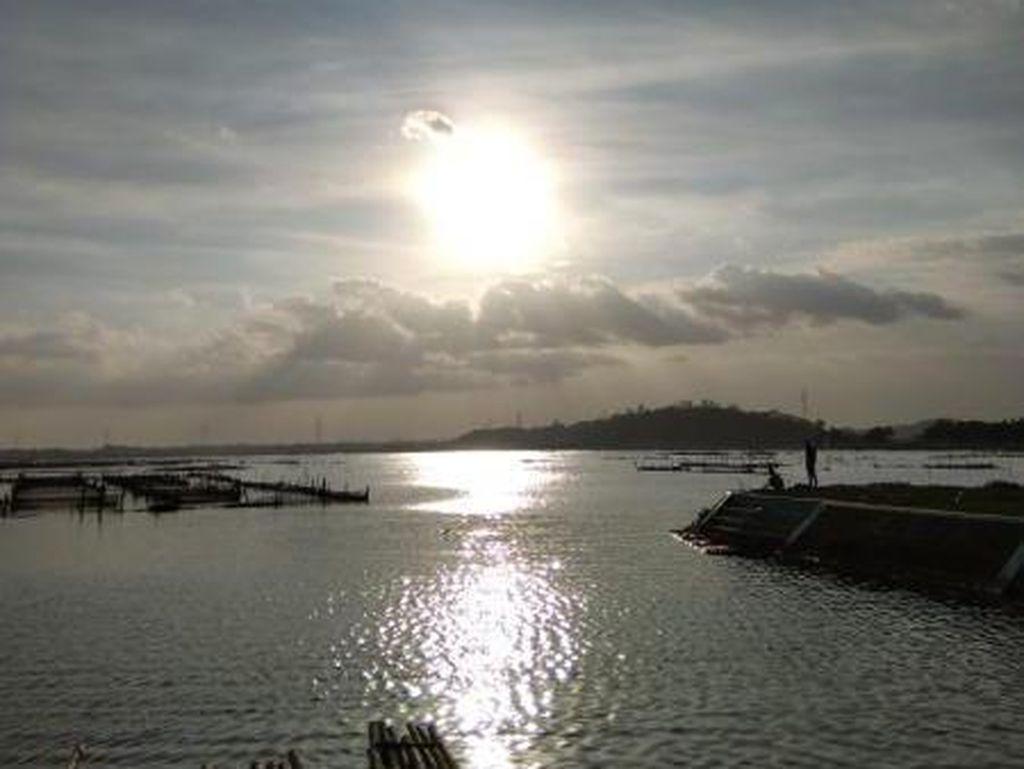 Waduk Rowo Jombor Klaten Mulai Kembali Ramai