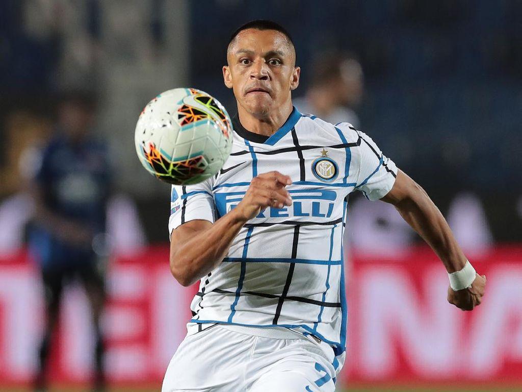 Conte Malah Bahas Alexis Sanchez saat Ditanya soal Kritik ke Inter