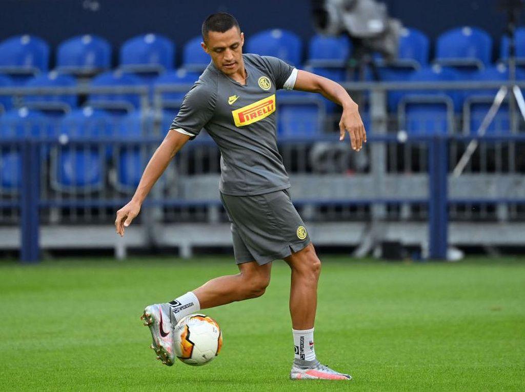 Ribut-ribut Inter Milan Vs Timnas Chile akibat Alexis Sanchez