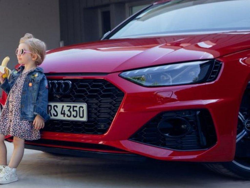 Audi Tarik Iklan Tidak Sensitif Anak Perempuan Makan Pisang