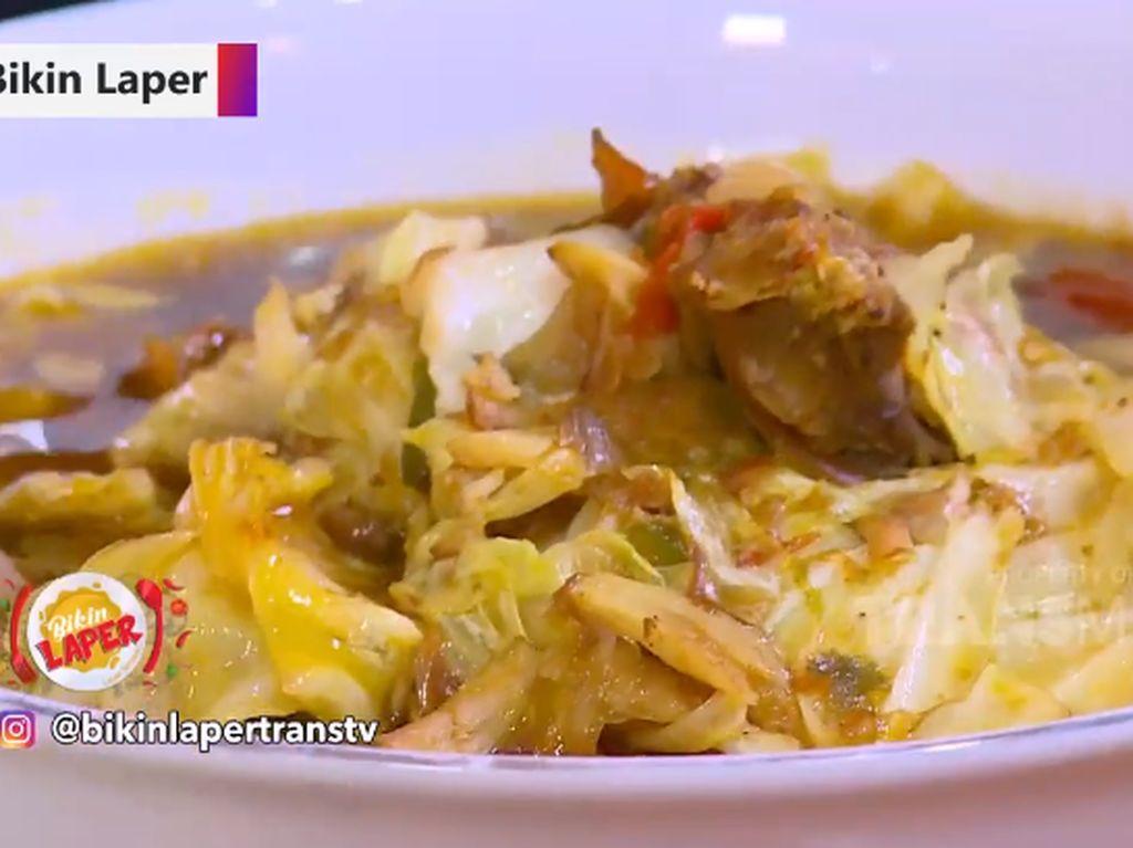 Bikin Laper! Enaknya Makan Timlo Ayam dan Tongseng Solo yang Hangat